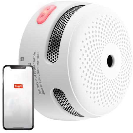 Czujnik dymu pożaru Wi-Fi XSENSE XS01-WT