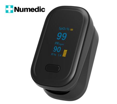 Pulsoksymetr medyczny napalcowy NUMEDIC NP700B