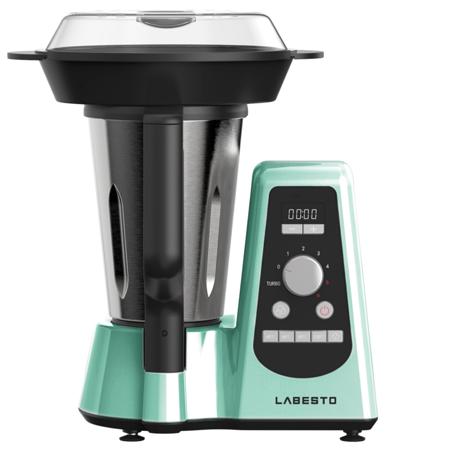 Robot Wielofunkcyjny LABESTO z funkcją gotowania LRW4006G + PAROWAR GRATIS
